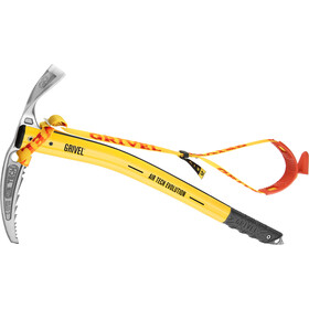 Grivel Air Tech Evolution T Ice Axe with Long Leash